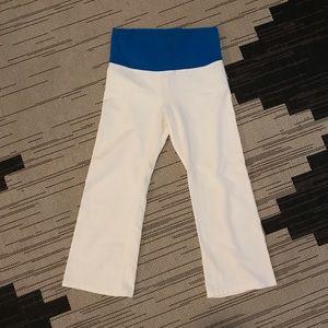 White Yoga Pants